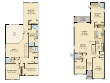 Alexander Palm floor plan