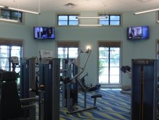 Oasis fitness center